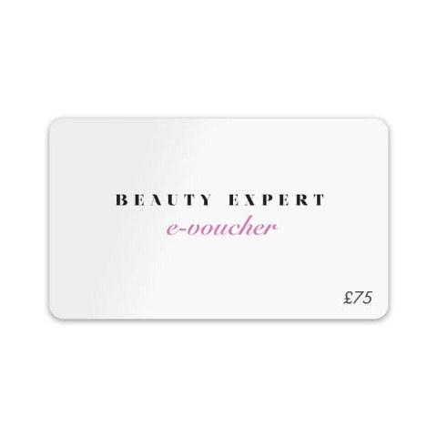 £75 Beauty Expert Gift Voucher