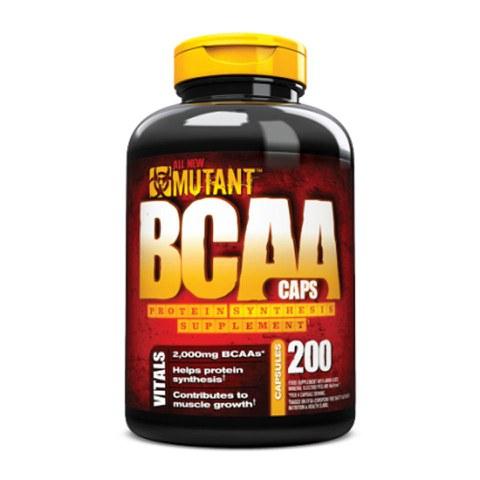 Mutant BCAA x 200 Caps