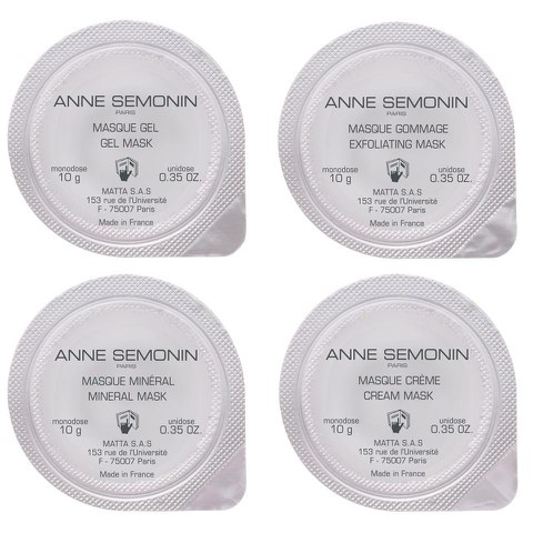 Anne Semonin The Daily Musts Coffret (10g x 12)