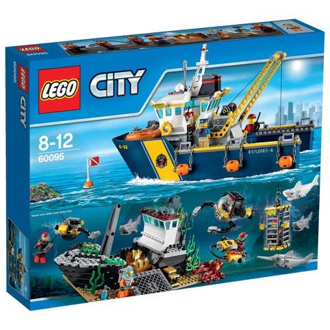 LEGO City: Deep Sea Exploration Vessel (60095)