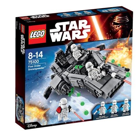 LEGO Star Wars: First Order Snowspeeder™ (75100)
