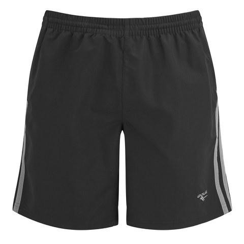 Gola Men's Park Woven Training Shorts - Black/Pewter