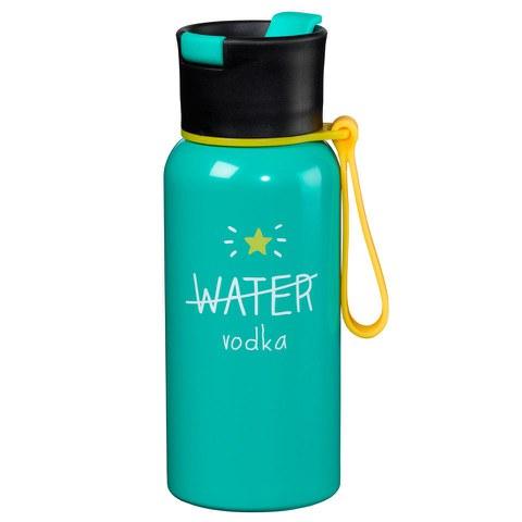 Happy Jackson 'Vodka' Water Bottle (600ml)