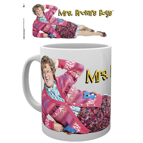Mrs. Brown's Boys Mrs Brown Mug