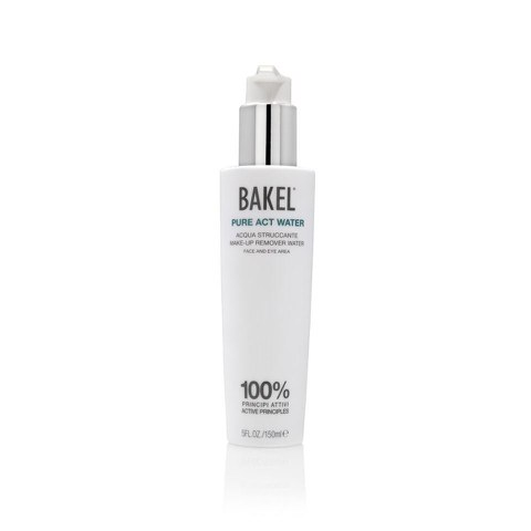 BAKEL Pure Act Water Rapid Make-Up Remover Face and Eye Area (150ml)