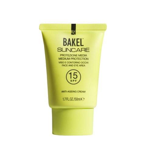 BAKEL Suncare Medium Protection Face and Eye Area SPF15 (50ml)