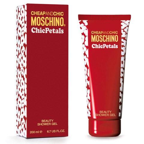 Moschino Chic Petals gel de bain (200ml)