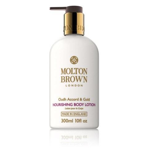 Molton Brown Oudh Accord & Gold lotion corporelle (300ml)