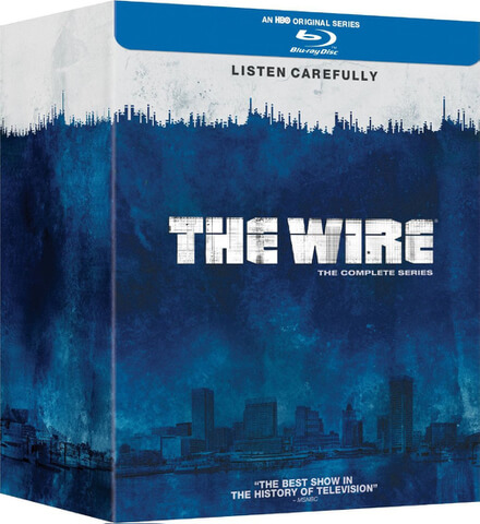 The Wire - Complete Box Set