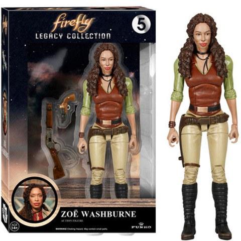Firefly Zoe Washburne Legacy Action Figure