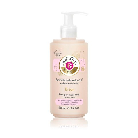 Roger&Gallet Rose Liquid Soap 250ml