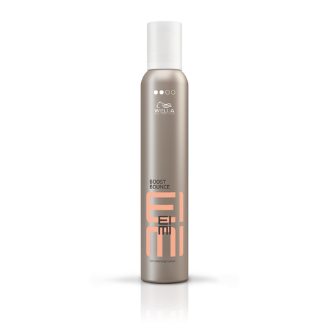 Wella Professionals EIMI Boost Bounce Mousse (300ml)