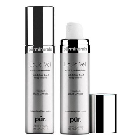 PUR Summer Collection Liquid Veil 4in1 Spray Foundation
