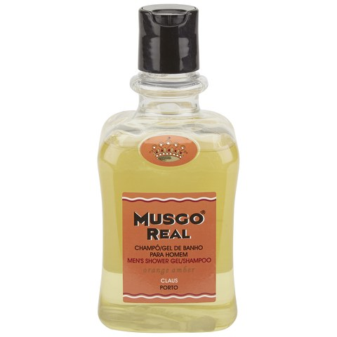 Musgo Shower Gel - Orange Amber (Free Gift)
