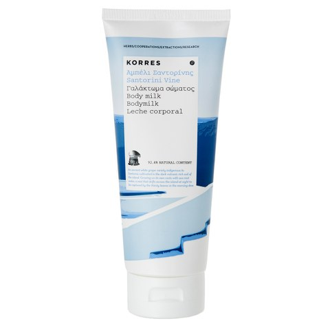 Korres Santorini Vine Body Milk (200ml)