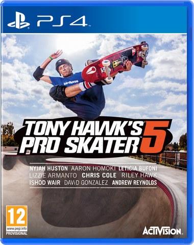 Tony Hawks Pro Skater 5