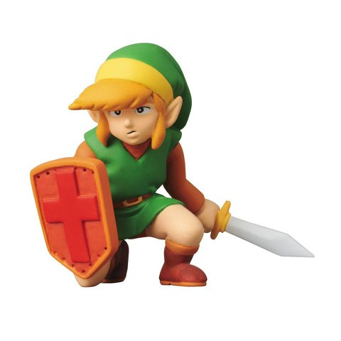Nintendo Series 1 The Legend of Zelda Link Mini Figure