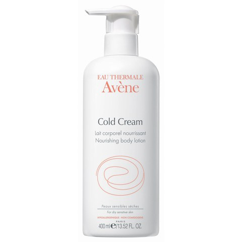 Avène Cold Cream Body Lotion (400ml)