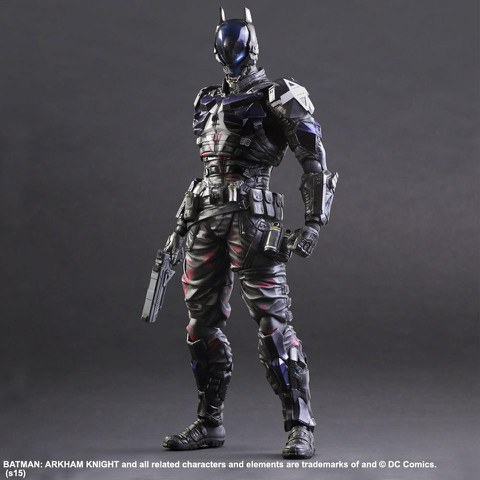 Square Enix DC Comics Batman Arkham Knight Arkham Knight Play Arts Kai Figure
