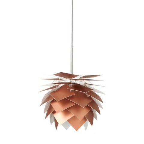 Dyberg Larsen XS Pineapple Pendant Lamp - Copper Look