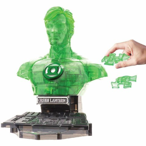 DC Comics Green Lantern Cristal 3D Puzzle