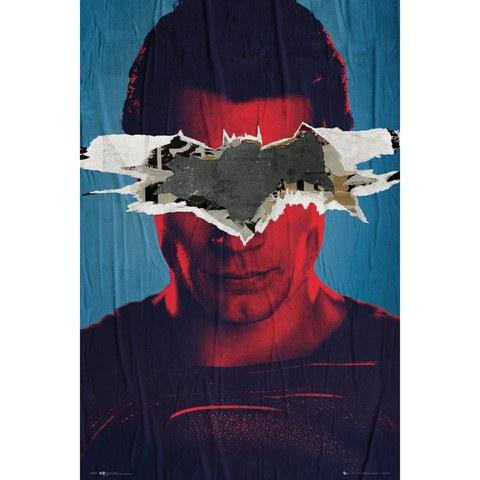 DC Comics Batman Vs Superman Superman Teaser Maxi Poster - 61 x 91.5cm