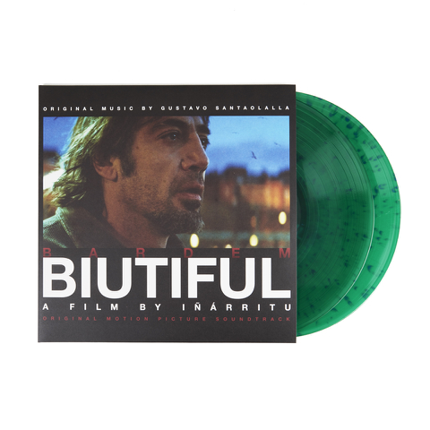 Biutiful Limited Edition Vinyl OST (1LP)