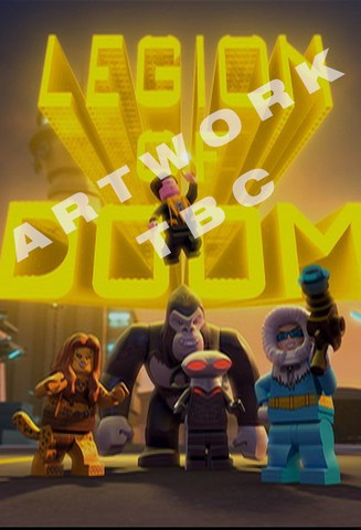 LEGO DC Justice League: Attack of the Legion of Doom