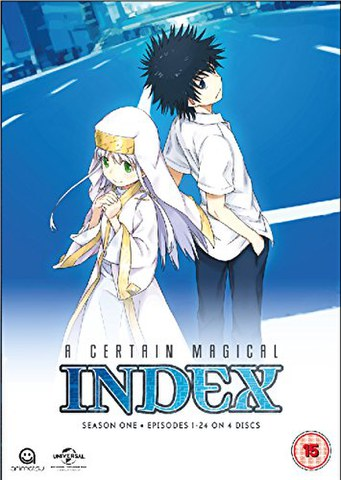 A Certain Magical Index - Complete Season 1 Collection