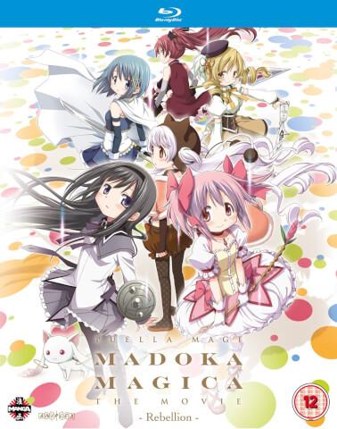 Puella Magi Madoka Magica The Movie: Part 3 - Rebellion