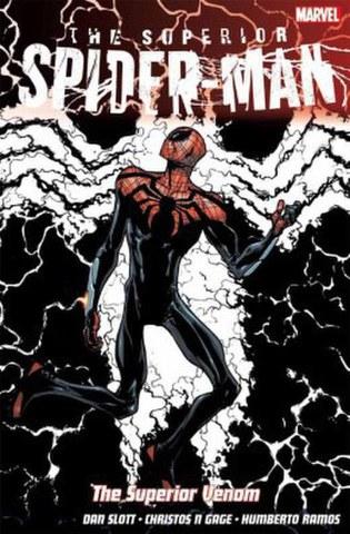 Superior Spider-Man - Volume 5: The Superior Venom Graphic Novel