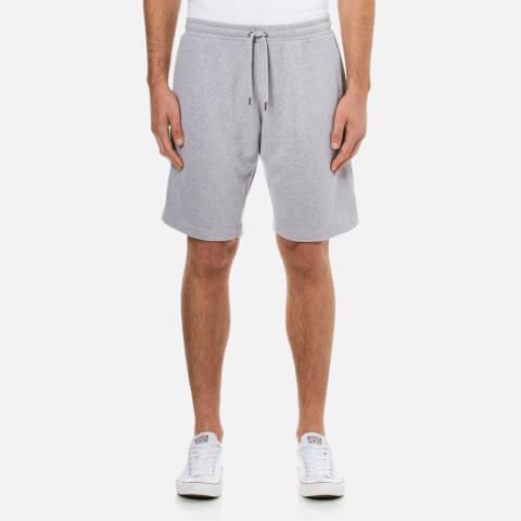 Derek Rose Men's Devon 1 Sweat Shorts - Silver