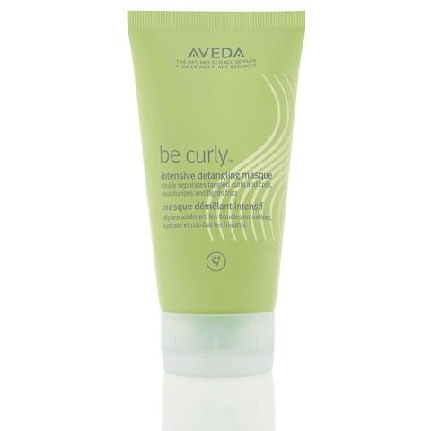 Aveda Be Curly™ Masque démêlant intensif format voyage (150ml)