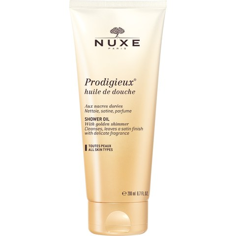 NUXE Huile Prodigieux Shower Oil - New 2015 (200ml)