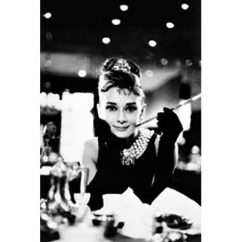 Audrey Hepburn - 24 x 36 Inches Maxi Poster