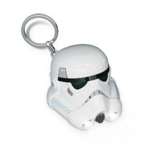 Star Wars Schlüsselanhänger LED Taschenlampe Stormtrooper