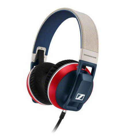 Sennheiser Urbanite XL Over Ear Headphones Inc In-Line Remote & Mic - Nation