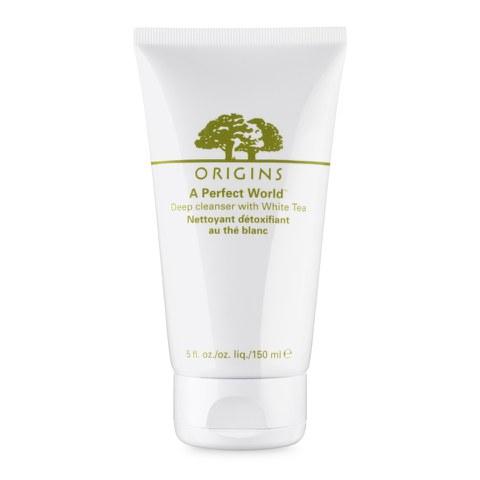 Origins A Perfect World Antioxidantienreinigung mit Weißem Tee 150ml