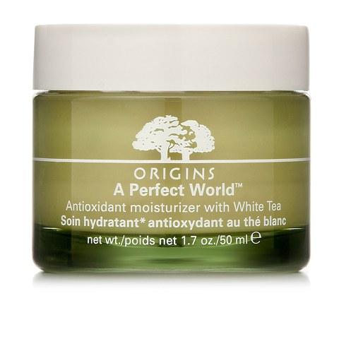 Origins A Perfect World Antioxidant Moisturiser with White Tea 50ml