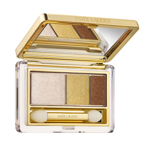 Estée Lauder Pure Color Instant Intense Eye Shadow Trio 2g in Gilded Chocolates