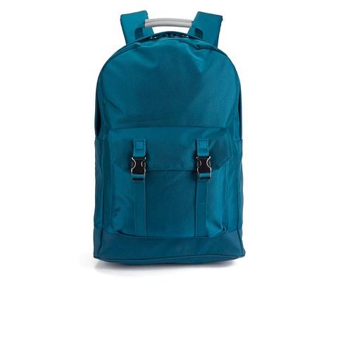 C6 Men's Pocket Backpack - Teal Nylon