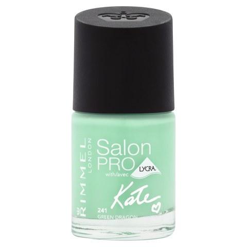 Rimmel Kate Salon Pro Nail Polish - Green Dragon