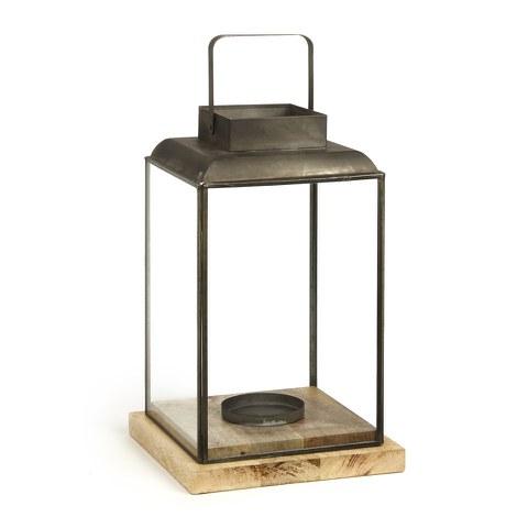 Parlane Abersoch Lantern - Clear (310x200mm)