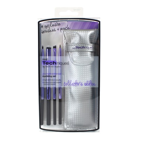 Real Techniques Eyelining Set Collector's Edition (Worth £30)