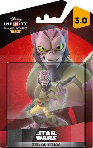 Disney Infinity 3.0: Star Wars Zeb Figure