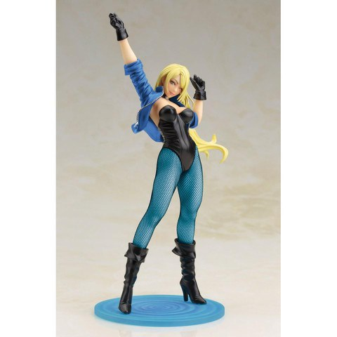 Kotobukiya DC Comics Bishoujo Black Canary Heo Exclusive 1:7 Scale Statue