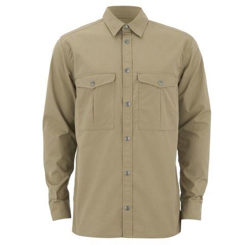 Fjallraven Men's Greenland Long Sleeve Shirt - Sand