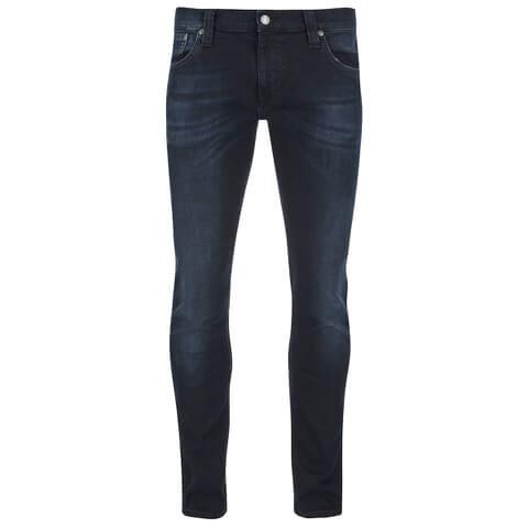 Nudie Jeans Men's Tight Long John Skinny Jeans - Deep Abyss