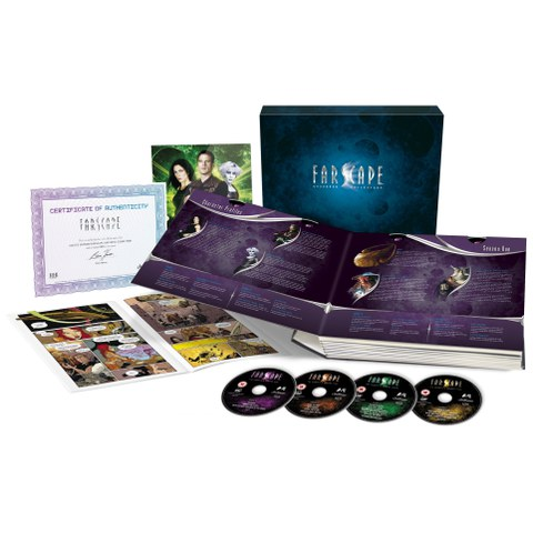 Farscape Universe Collection Megabook (Limited to 1000 Copies)