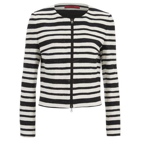 HUGO Women's Amonas Blazer Jacket - Multi